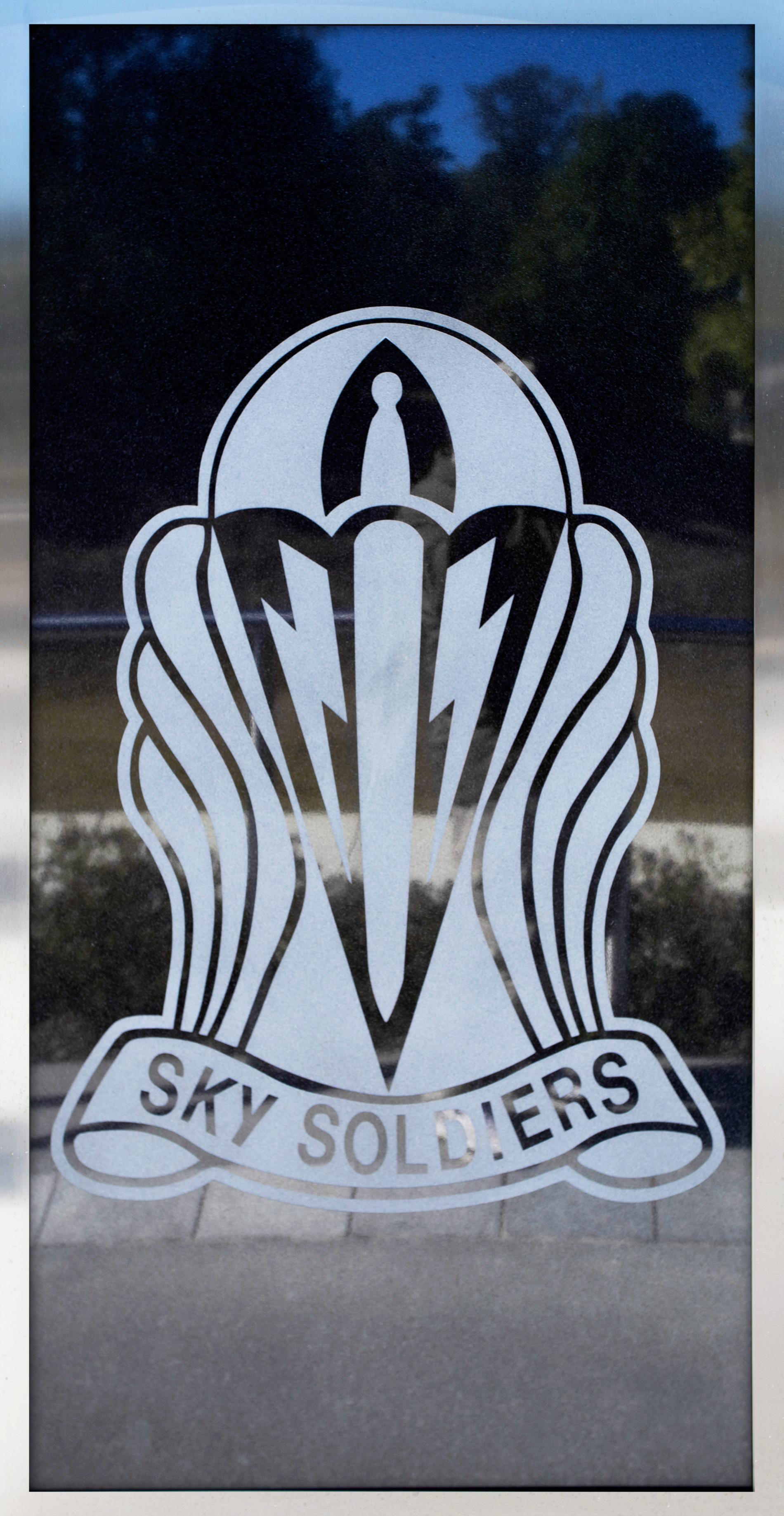 Sky Soldiers Memorial